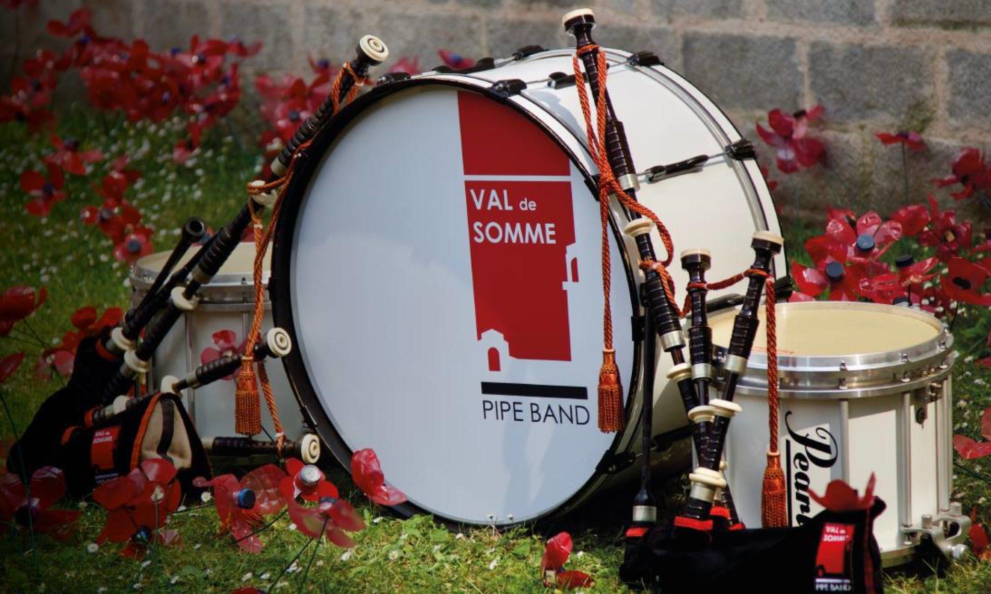 Pipe Band du Val de Somme